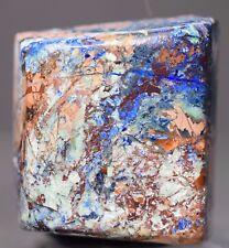AZURITE CHRYSOCOLLA MALACHITE CABOCHON ,azurite chrysocolla malachite Cab