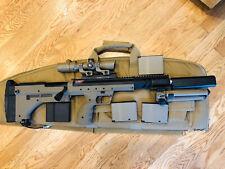 HPA Silverback SRS A1 Airsoft Sniper Bundle