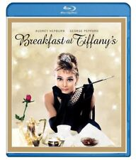 Breakfast At Tiffany's Blu-ray 2017 Audrey Hepburn George Peppard Cat Holly NEW