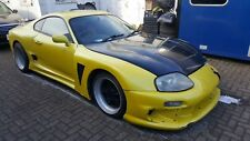 Toyota Supra Mk4 Twin Turbo 2JZ-GTE, JZA80, spares or repair, project