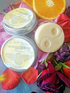 LUXURY HANDMADE DEEPLY CONDITIONING SOLID HAND+BODY LOTION SENSITIVE/DRY SKIN