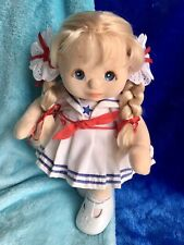 Doll Not Included ~ Authentic MC Sailor Dress, Knickers, Barrettes