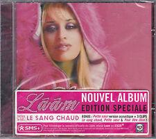 CD MULTIMEDIA 13T + 3 VIDÉOS LAAM LE SANG CHAUD EDITION SPÉCIALE NEUF SCELLE