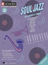 Volume 59. Soul Jazz: Jazz Play-Along Series Volume 59 (Jazz Play Along)