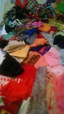 HUGE  LOT of Women  Silk &  Satin Scarves - 200+