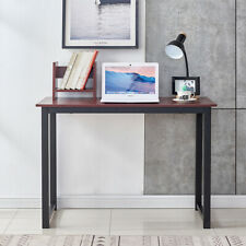 Modern Wood Computer Table Study Desk Office PC Laptop Workstation Furniture New