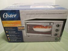 OSTER LARGE CAPACITY COUNTERTOP CONVECTION TOASTER OVEN TSSTTVF815
