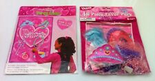 48 PIECE PRINCESS FAVOUR PARTY PACK GIRLS + PARTY GAME PACK STICKERS LOOT BAGS