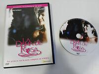 LA DAMA DE ROSA TELENOVELA VOLUMEN 1 DVD CAPITULOS 1-3 JEANETTE RODRIGUEZ MATA