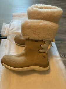 New Woman's UGG Australia Ingalls Waterproof Winter/Snow Boots (1095140) Size 6