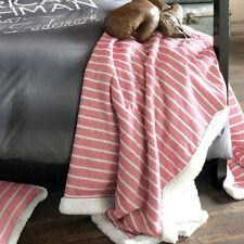 Modern Striped 100% Cotton Decorative Bedspreads