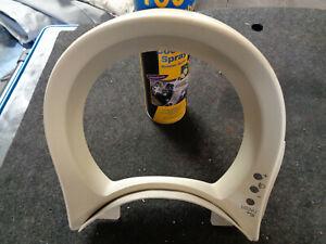 Verkleidung Abdeckung Armaturenbrett Tachometer FIAT 500 500C Typ 312  735427190