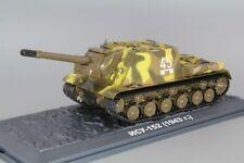 ISU-152 1943 SOVIET HEAVY Tank Diecast Model 1/43 DeAGOSTINI