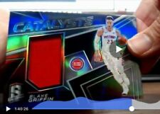 Panini Blake Griffin Piece of Authentic Basketball Trading Cards
