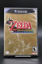 Factory Sealed The Legend of Zelda: The Wind Waker GameCube NGC GC Nintendo USA