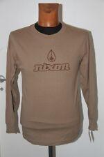 Original Tee shirt  NIXON   Camel  T : S neuf