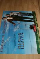 My blue heaven - mit Steve Martin - US Filmplakat