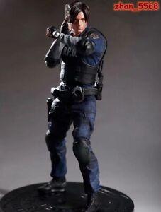 Game Resident Evil 2 Leon Scott Kennedy 1/6 Scale PVC Figure Statue NEW NO BOX