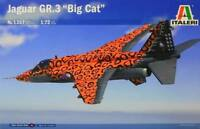 "SEPECAT JAGUAR GR.3 ""BIG CAT"" (SPECIAL RAF MARKINGS) #1357 1/72 ITALERI"