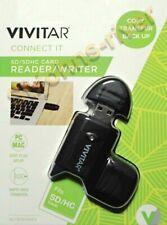 Vivitar Sd/Sdhc Card Reader / Writer Rapid Data Transfer - Viv-Cr-35