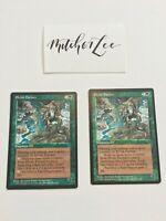 MTG Magic the Gathering - Elvish Farmer - Fallen Empires (x2) - LP