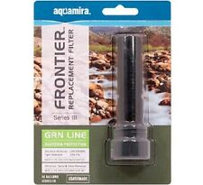 Aquamira Frontier Pro III GRN Line Replacement Filter