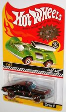 MOMC 2009 RLC Neo-Classics Series 8 #3 red and chrome Olds 442 Security Car