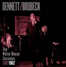 NEW Bennett & Brubeck: The White House Sessions, Live 1962 (Audio CD)