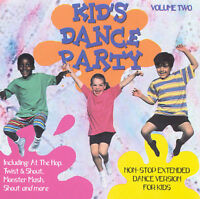 Kid's Dance Party: Shout, Vol. 2 by Various Artists (CD, Apr-1999, BMG Special P