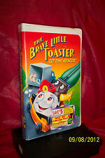 The Brave Little Toaster To the Rescue (VHS, 1999)