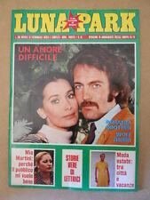 LUNA PARK n°85 1973 Fotoromanzo Anni 70 - Mia Martini   [G581]