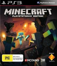 Minecraft PlayStation 3 PS3 Edition PS3 Game NEW