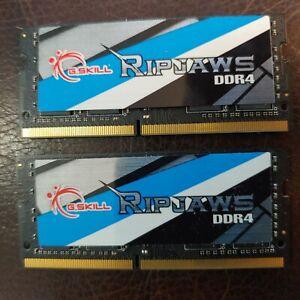 G. SKILL RipJaws F4-2133C15D-32GRS (32GB, DDR4 2133MHz, PC4-17000) Memory