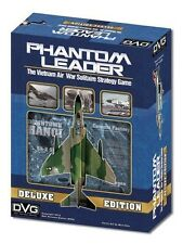 DVG 1025 Phantom Leader Vietnam Air War Solitaire Strategy Deluxe Edition