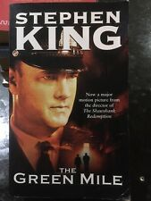 Stephen King - The Green Mile -  Pb Books
