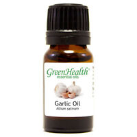 10 ml Garlic Essential Oil (100% Pure & Natural) - GreenHealth