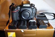 Nikon D810 36.3 MP Digital SLR Camera - Black (Body Only)Mint.