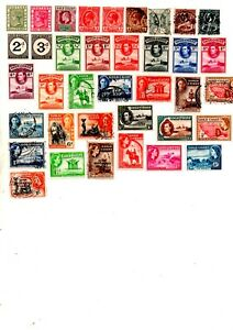 commonwealth stamps, gold coast