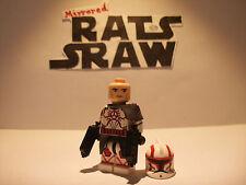 Lego Star Wars minifigures - Clone Custom Troopers --- Commander Fil