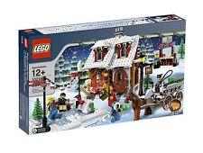 LEGO 10216 WINTER VILLAGE PANETTERIA BAKERY - CHRISTMAS - RARO - NUOVO - MISB