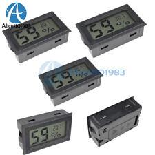2/5/10PCS Digital LCD Mini Temperature Humidity Meter Thermometer Hygrometer