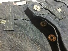 Men's Levi Strauss & Co. 533 Loose Button Fly Jeans 28x30 Rare