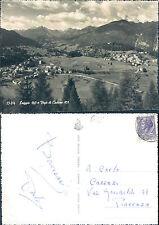 LAGGIO E VIGO  DI CADORE,VIAGGIATA-F.G.-VENETO(BL)N.42782
