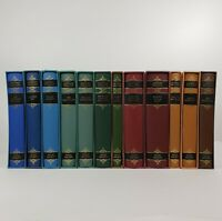 Lot of 12 Anthony Trollope Novels Folio Society with Slipcovers