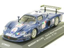 IXO Models GTM023 Maserati MC12 #33 FIA GT Oschersleben 2004 1 43 Scale Boxed