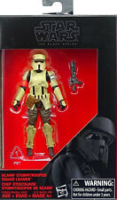 "SCARIF STORMTROOPER (3,75"") WALMART EXCLUSIVE STAR WARS THE BLACK SERIES HASBRO"
