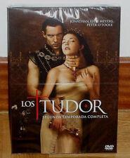 Tudor 2ª Season New Sealed 3 DVD Series Drama (Sleeveless Open) R2