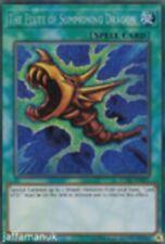 The Flute of Summoning Dragon LCKC-EN027 Secret YUGIOH Legendary Collection