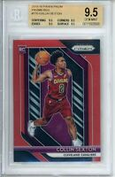 2018 Panini Prizm #170 Collin Sexton Red Prizms/299 BGS 9.5 GEM MINT Rookie RC