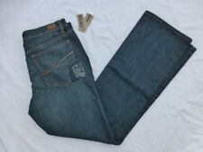 NWT WOMENS DKNY SO LOW LITA BOOTCUT PATCHWORK JEANS SIZE 10x31.5